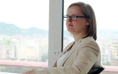 Interview with Ms. Edlira Muka, executive director of BALFIN group.